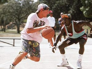 White Men Can't Jump – a slam dunk to Nineties nostalgia