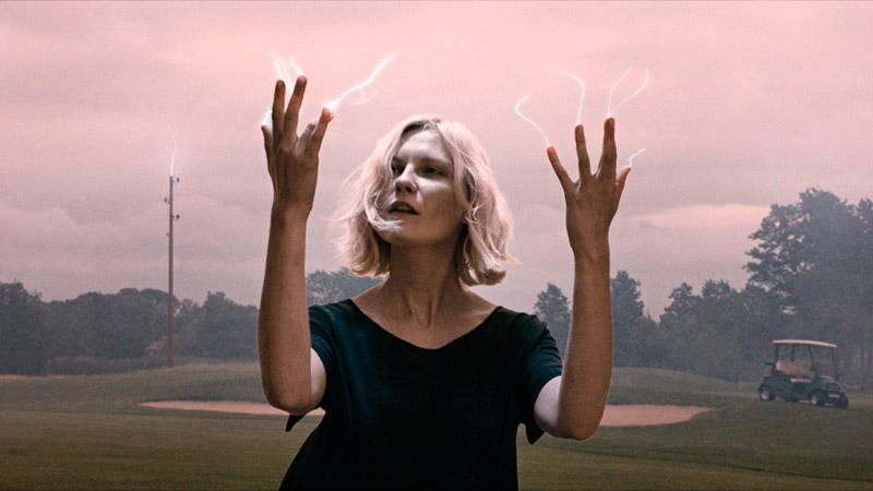 Risultati immagini per melancholia movie  scene
